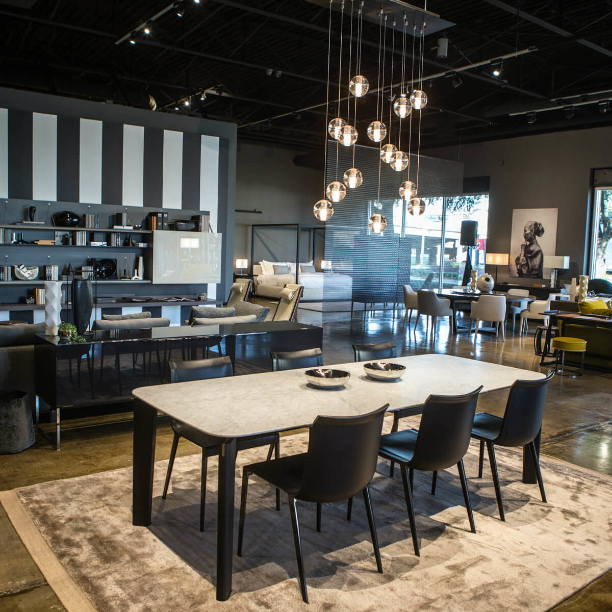 B&B Italia in Dallas Design District