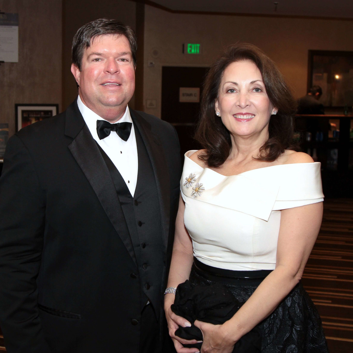 Houston, Houston Children's Charity, Nov. 2016, Bill Truman, Penny Loyd