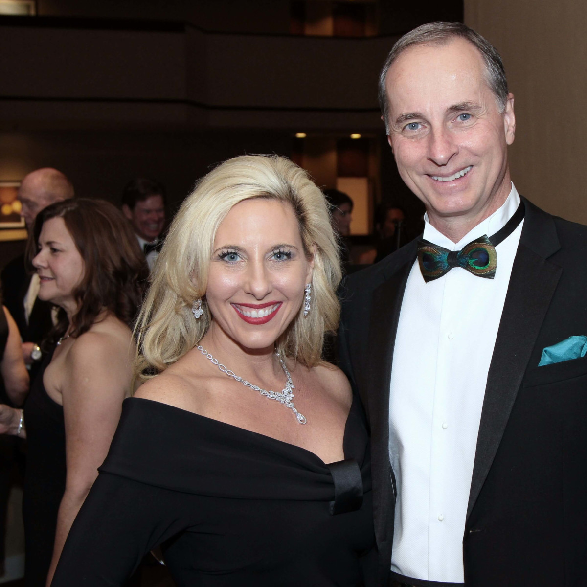 Houston, Houston Children's Charity, Nov. 2016, Tracy Faulkner, Harry Faulkner