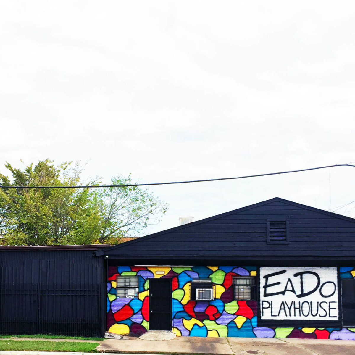 EaDo Playhouse presents A New Brain