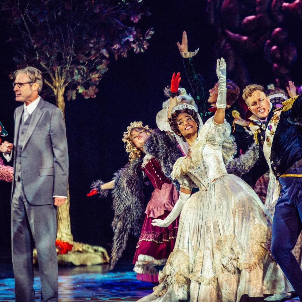 TUTS Into the Woods-Cast