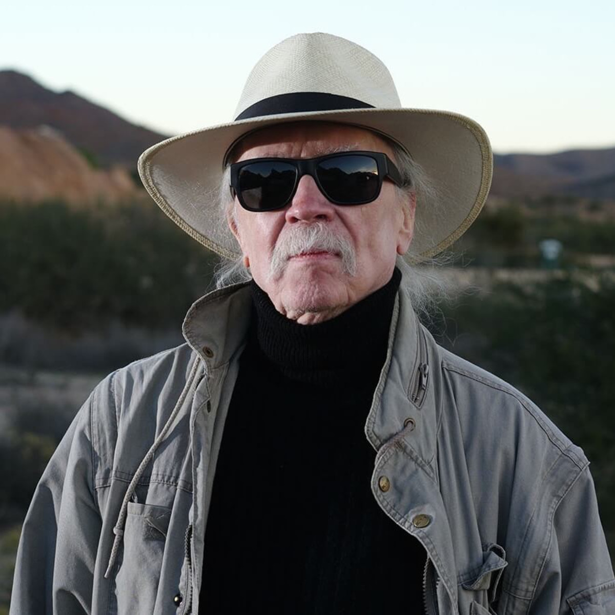 John Carpenter at Day for Night