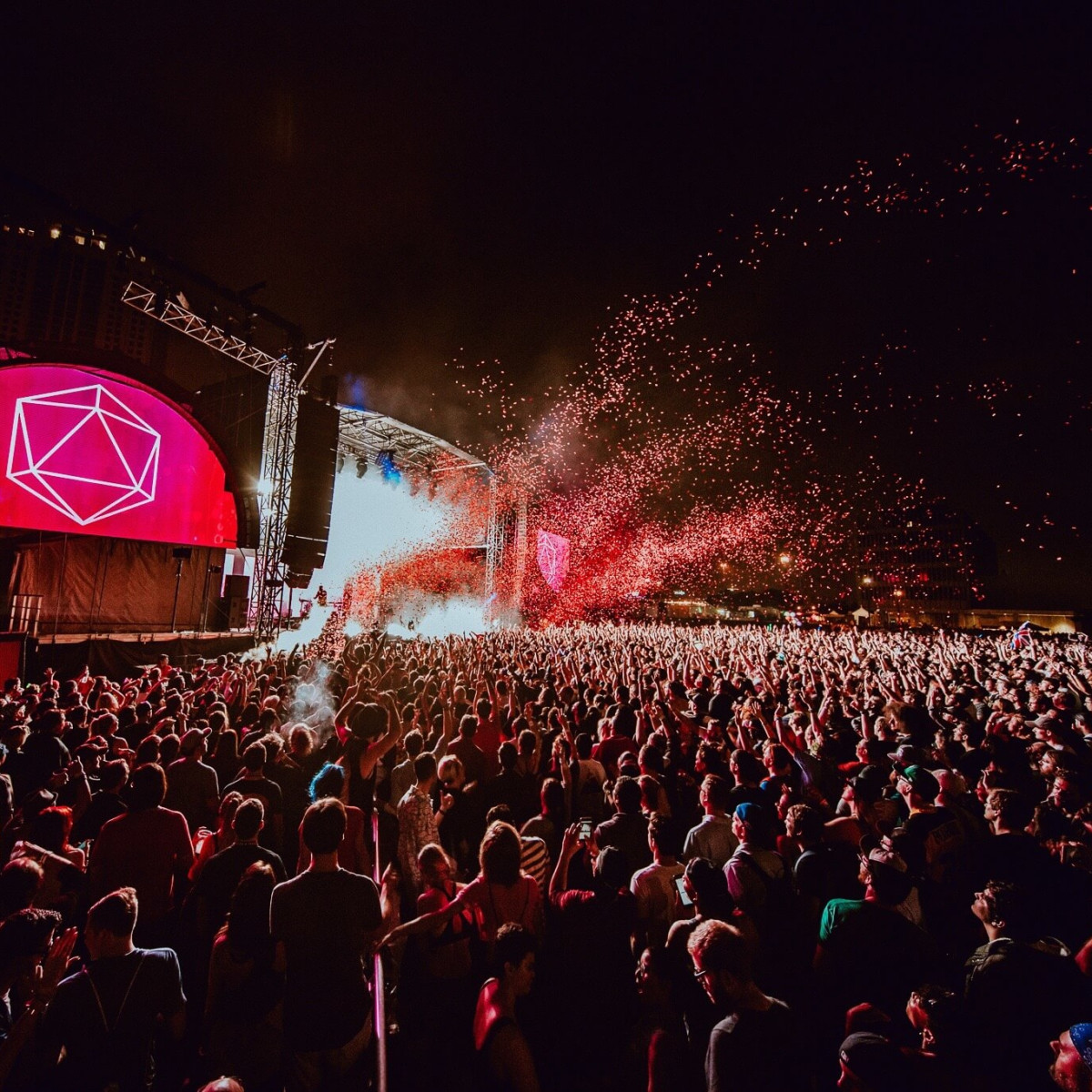 Day for Night 2016 Odesza