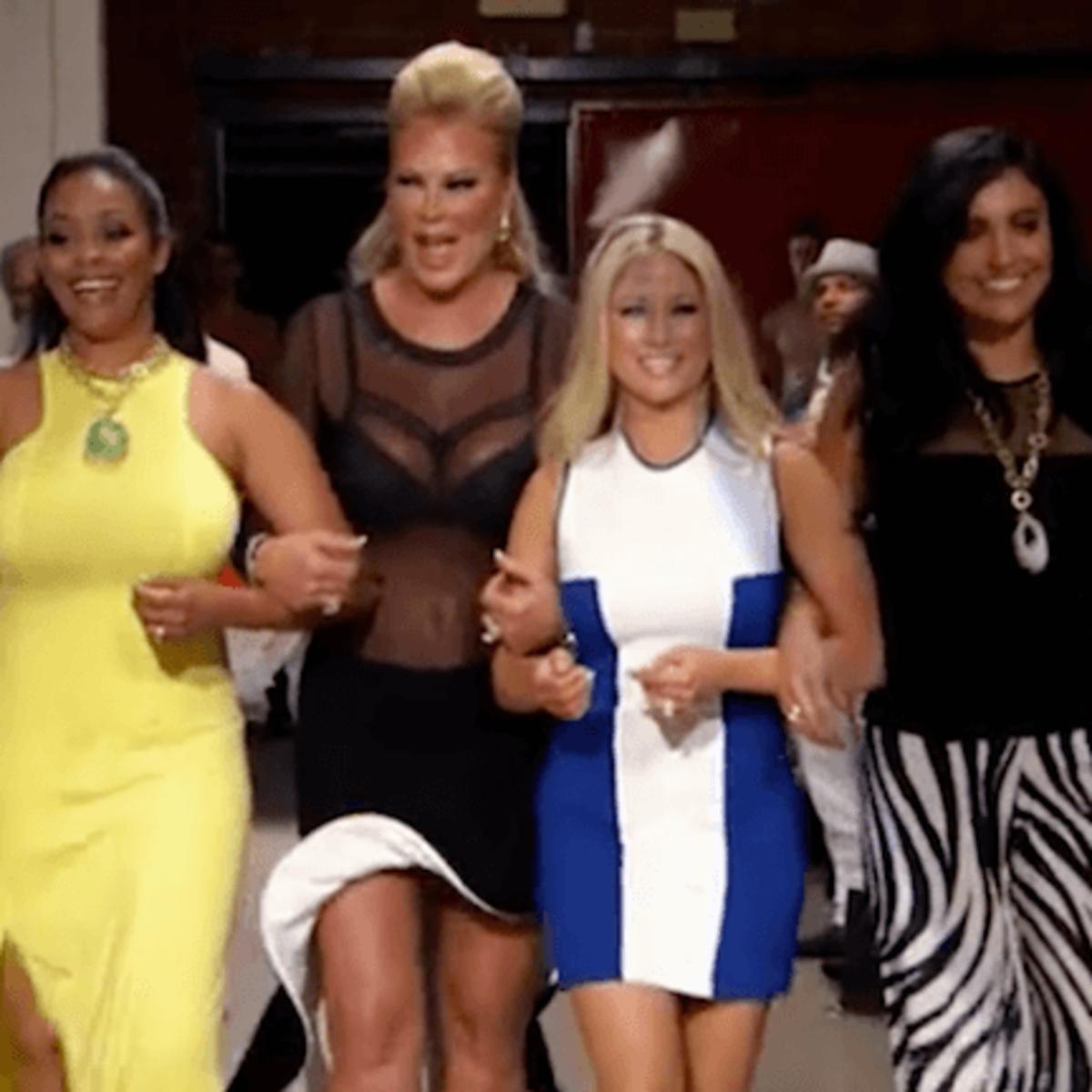 Married to Medicine Houston episode 9 fashion show, Theresa Roemer, Rachel, Ashandra
