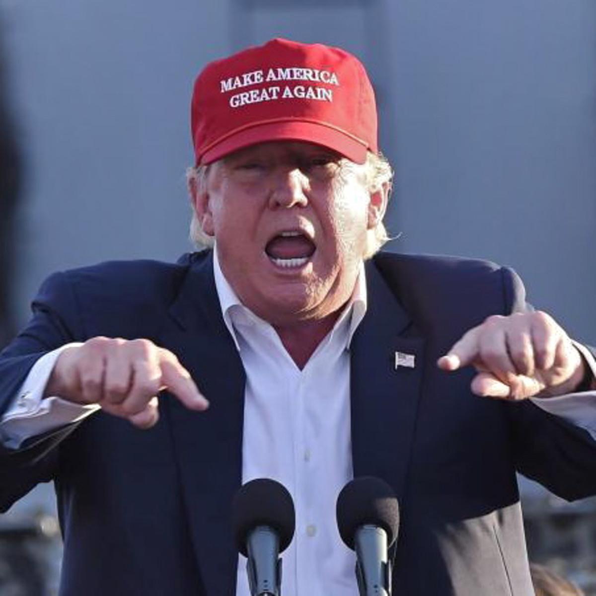 Donald Trump hat