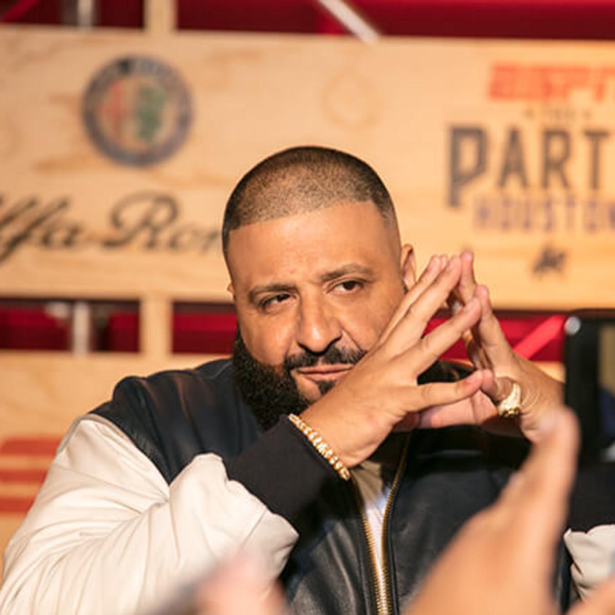ESPN The Party DJ Khaled