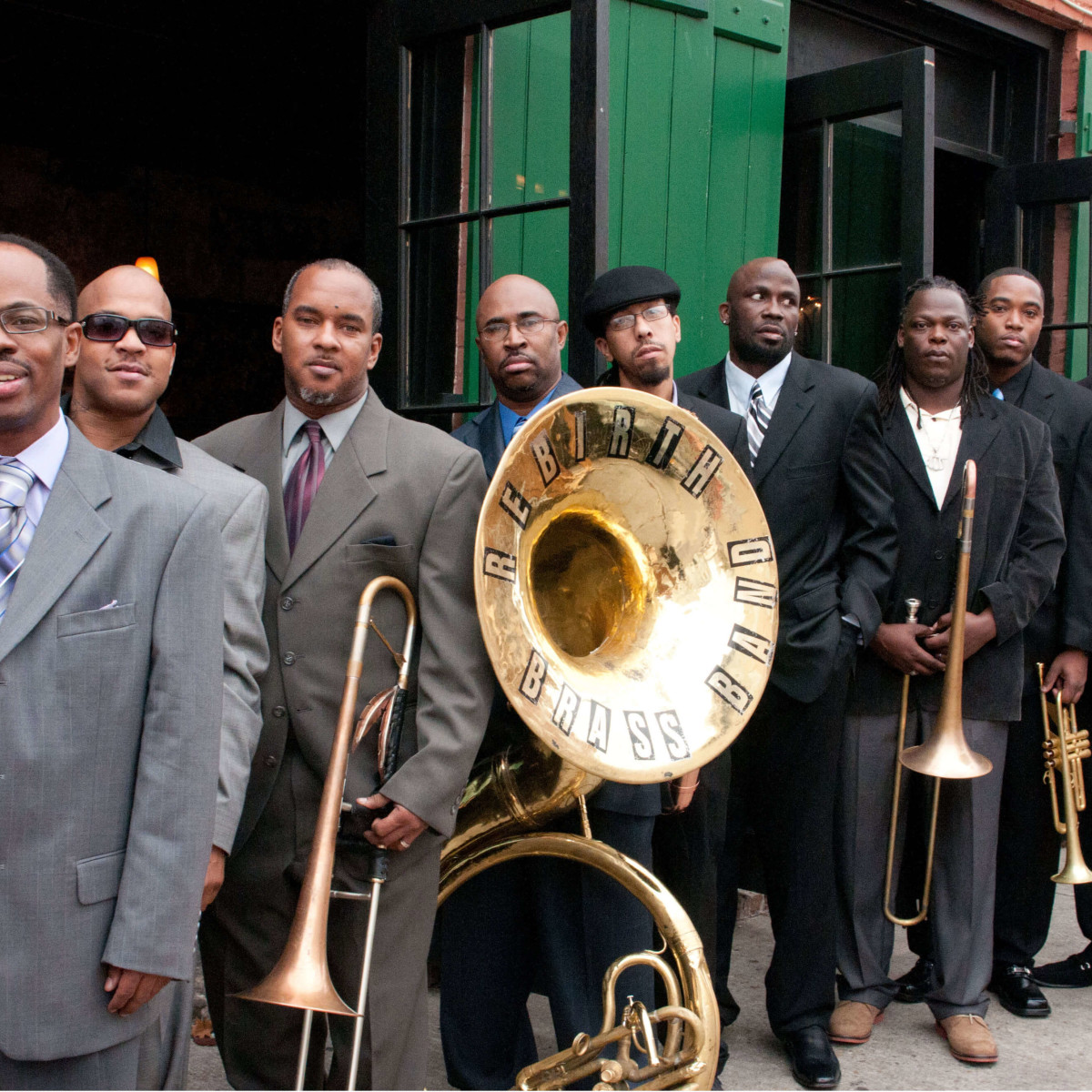 Rebirth Brass Band
