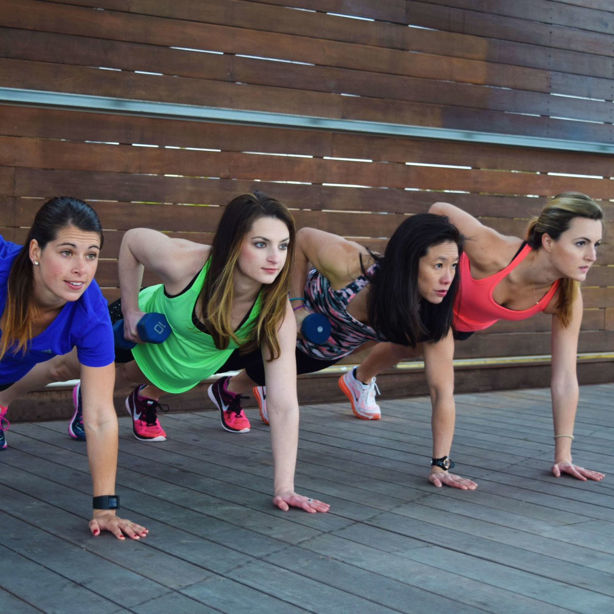 plank exercise, fitness