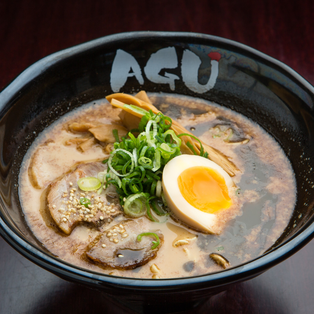 Houston, Valentines Day dining guide, Feb 2017, Shoyu ramen at Agu Ramen