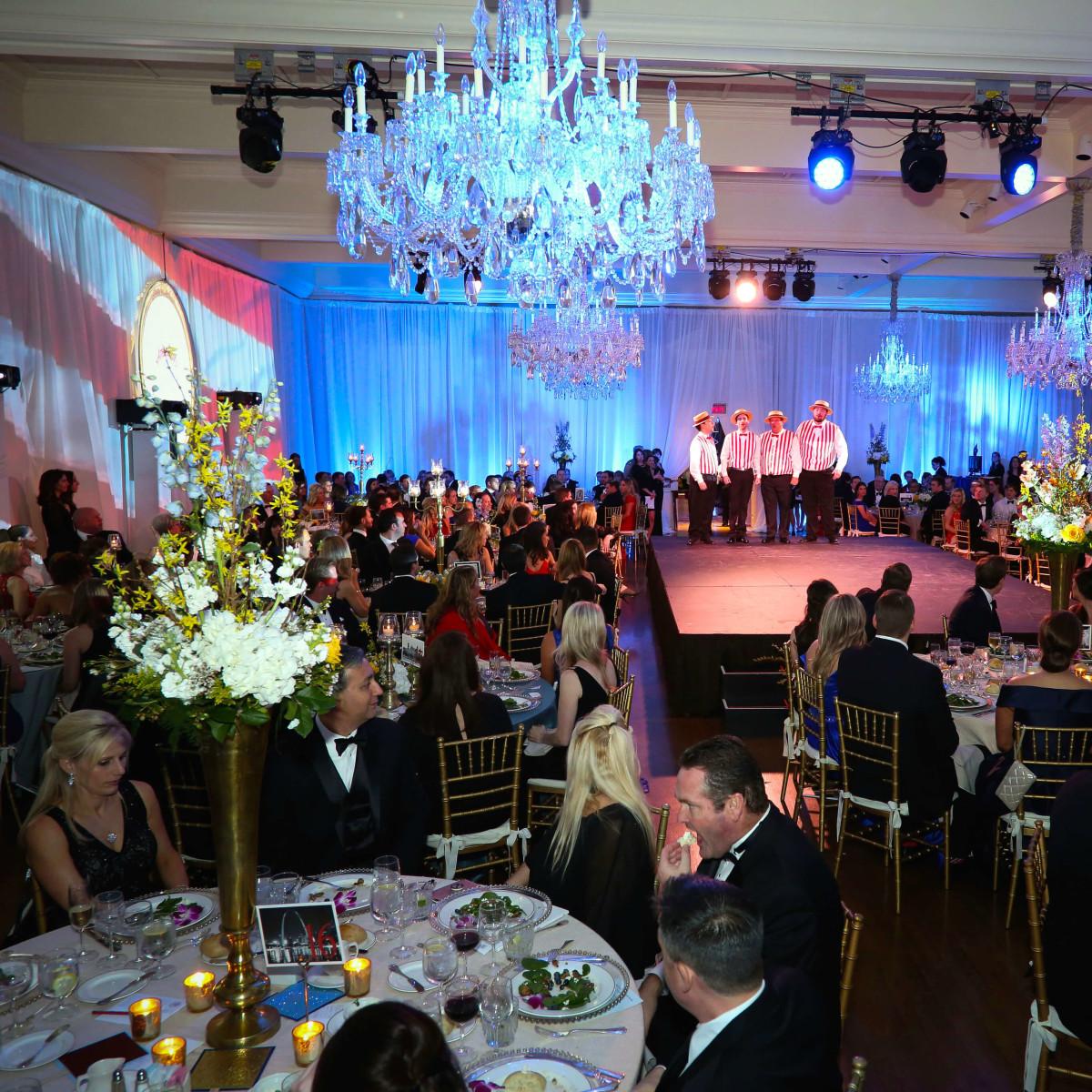 Houston, Junior League of Houston Charity Ball, Feb 2017, ballroom