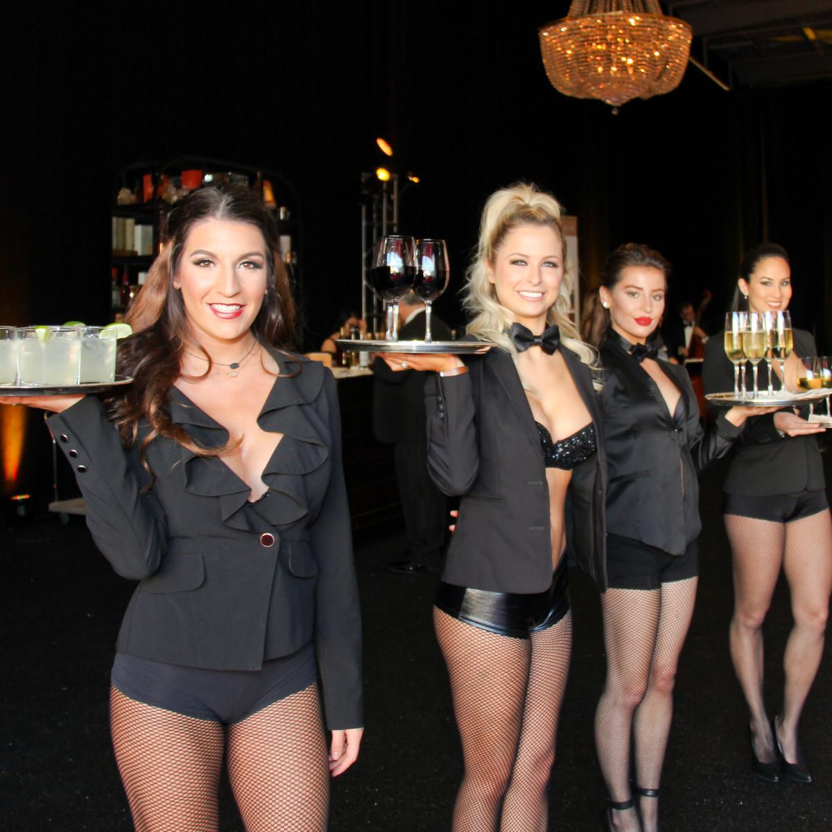 Houston, Black Tie Boxing Benefiting Lone Survivor Foundation, Feb 2017, black tie servers