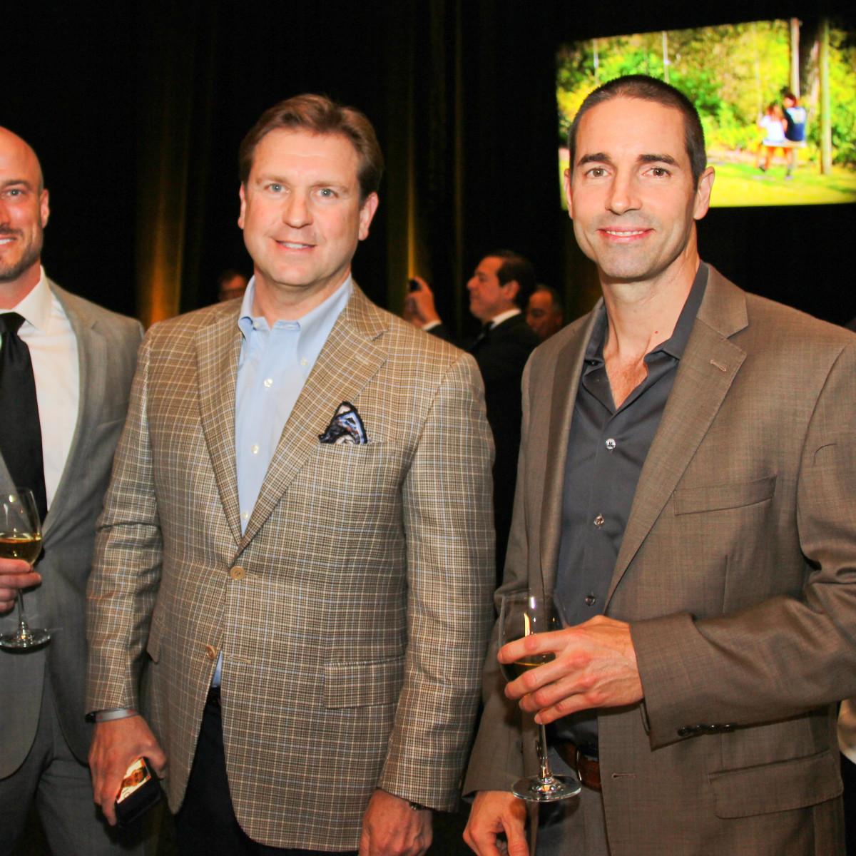 Houston, Black Tie Boxing Benefiting Lone Survivor Foundation, Feb 2017, Eric Kristiansen, Cory Hawryluck, Brian Caldwell