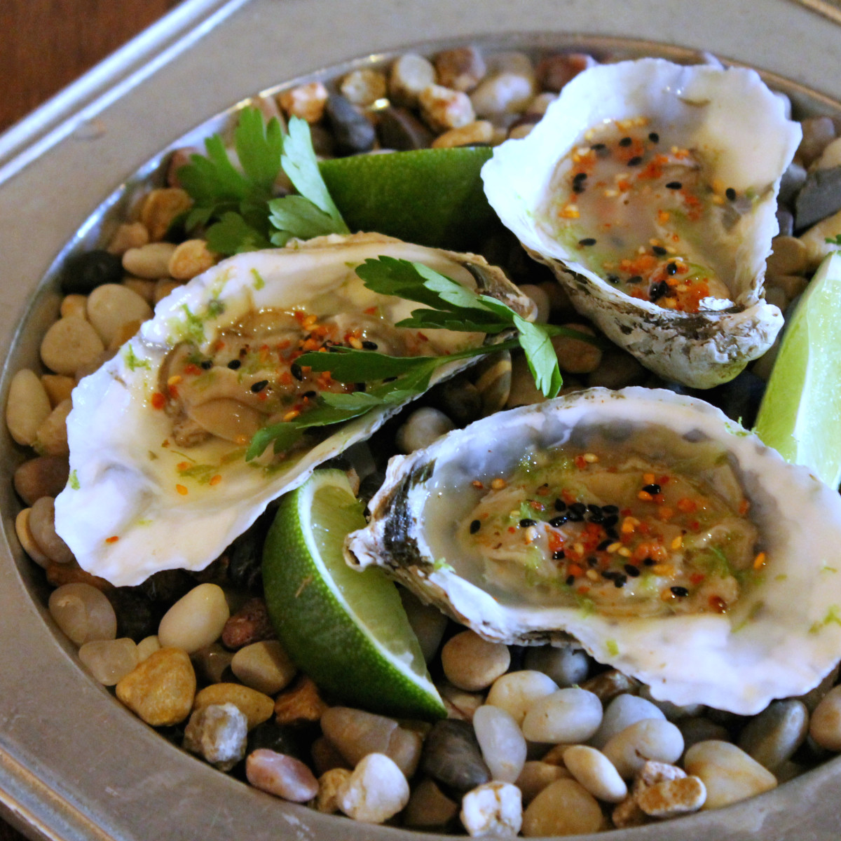 Houston, new happy hour deals, feb 2017, oysters at Nobie's