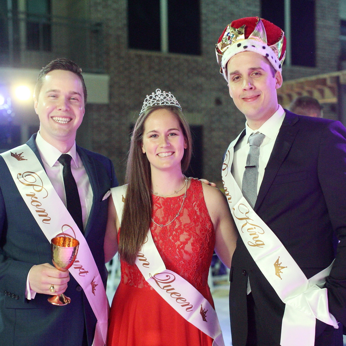 Houston, Big Brothers Big Sisters YP The Big Prom, Feb 2017, Michael Clinton, Brittany Metcalf, Grant Inman