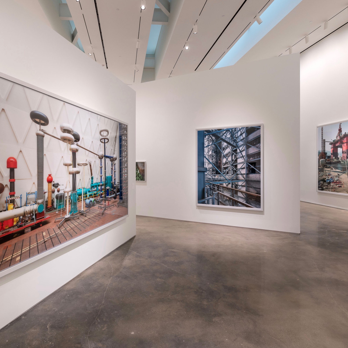Rice Moody Center: Thomas Struth