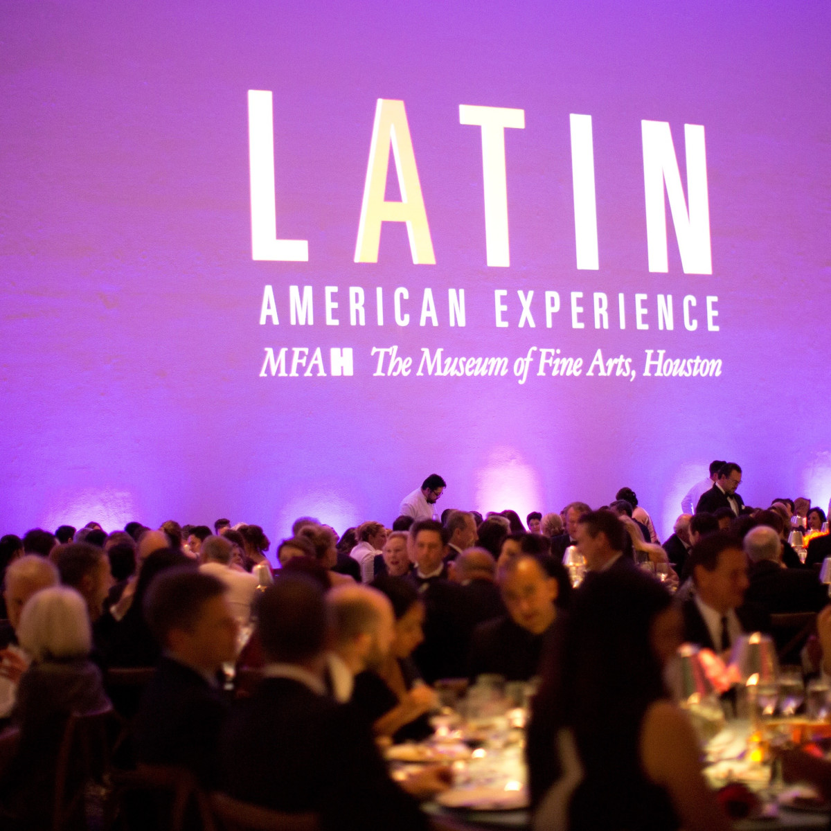 Latin American Experience atmosphere
