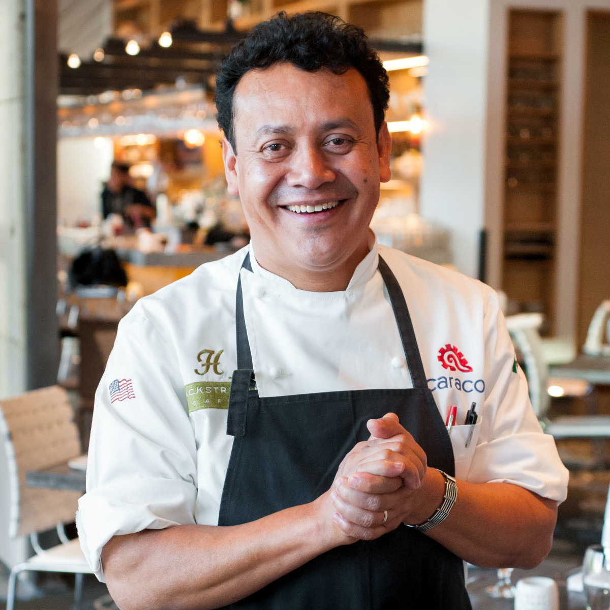 Chef Hugo Ortega