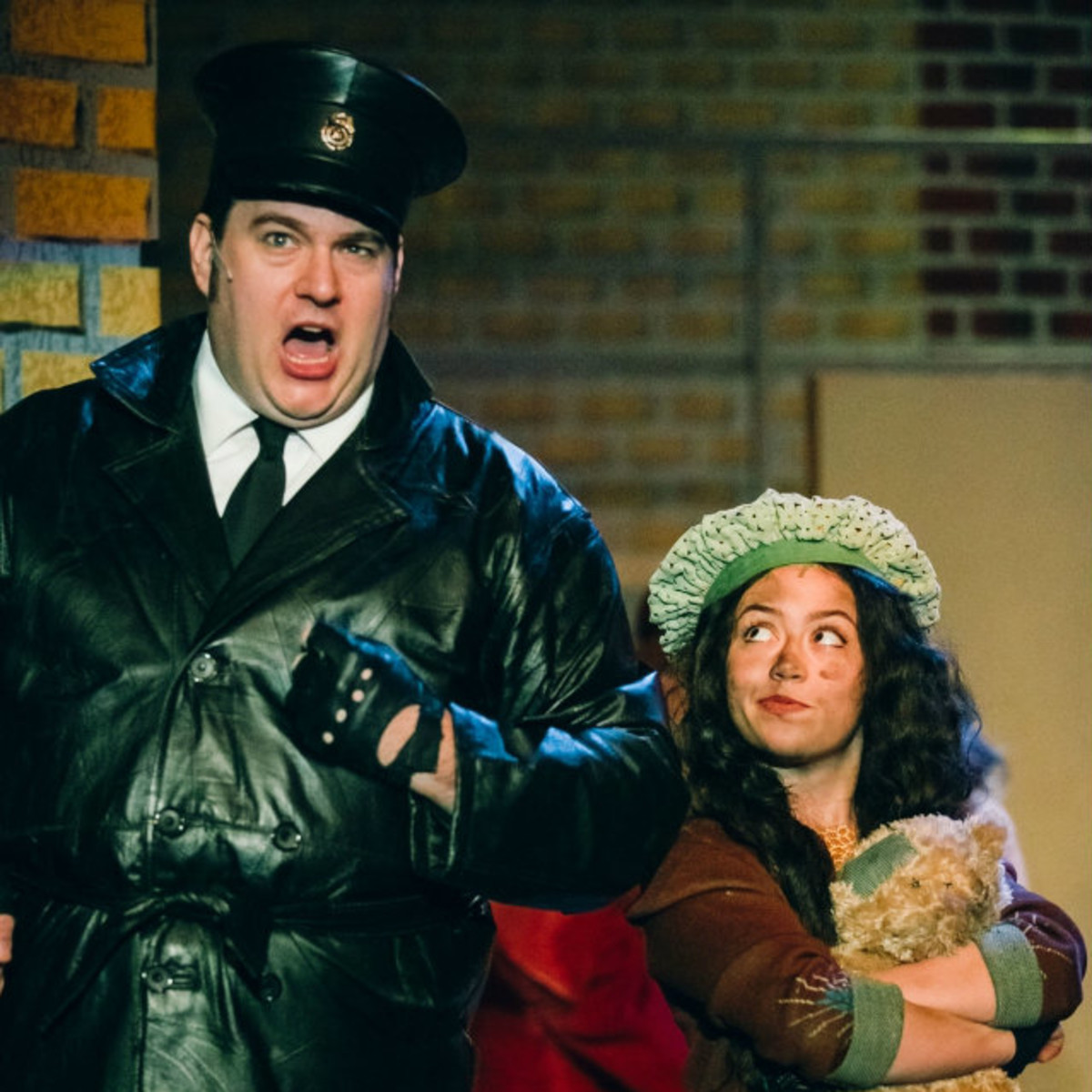 Urinetown at Theatre Arlington