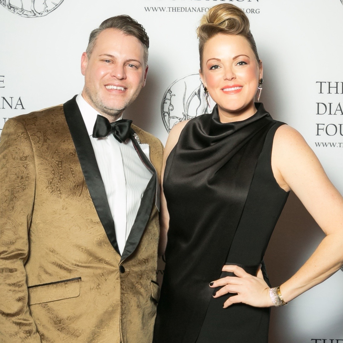 "Tanner Williams, ""Sharon Stone"" (Emily Jaschke) at Diana Awards cropped photo"