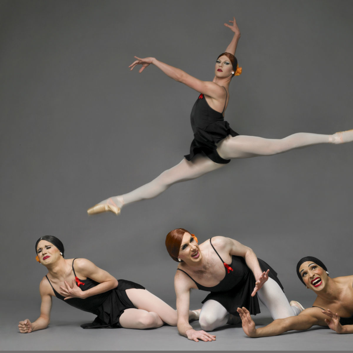 Les Ballets Trockadero de Monte Carlo at the Long Center
