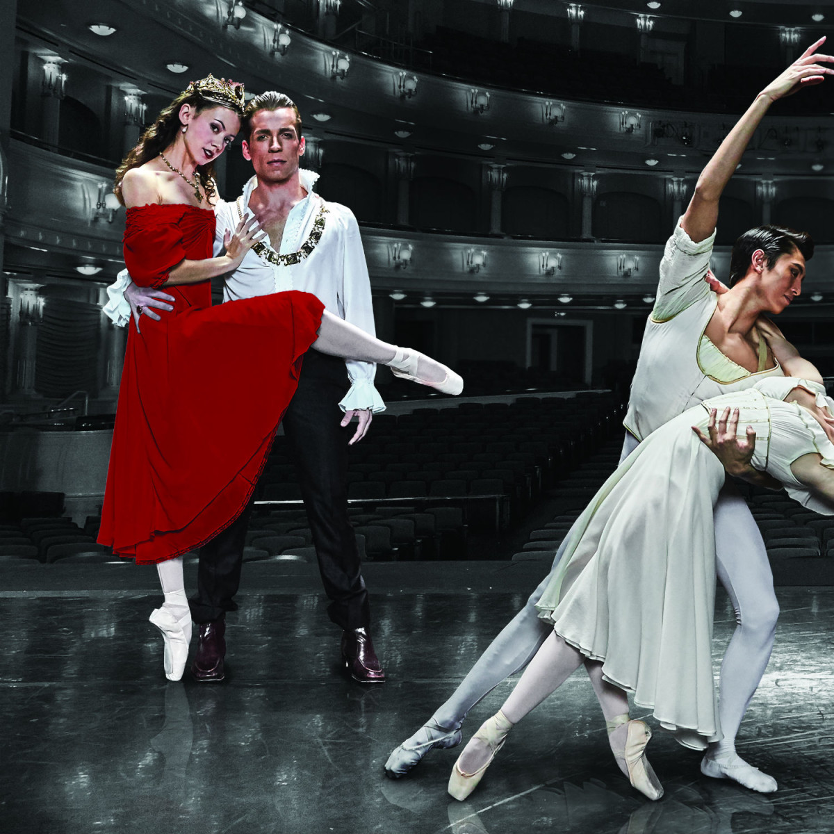 Texas Ballet Theater presents Henry VIII and Seven Sonatas