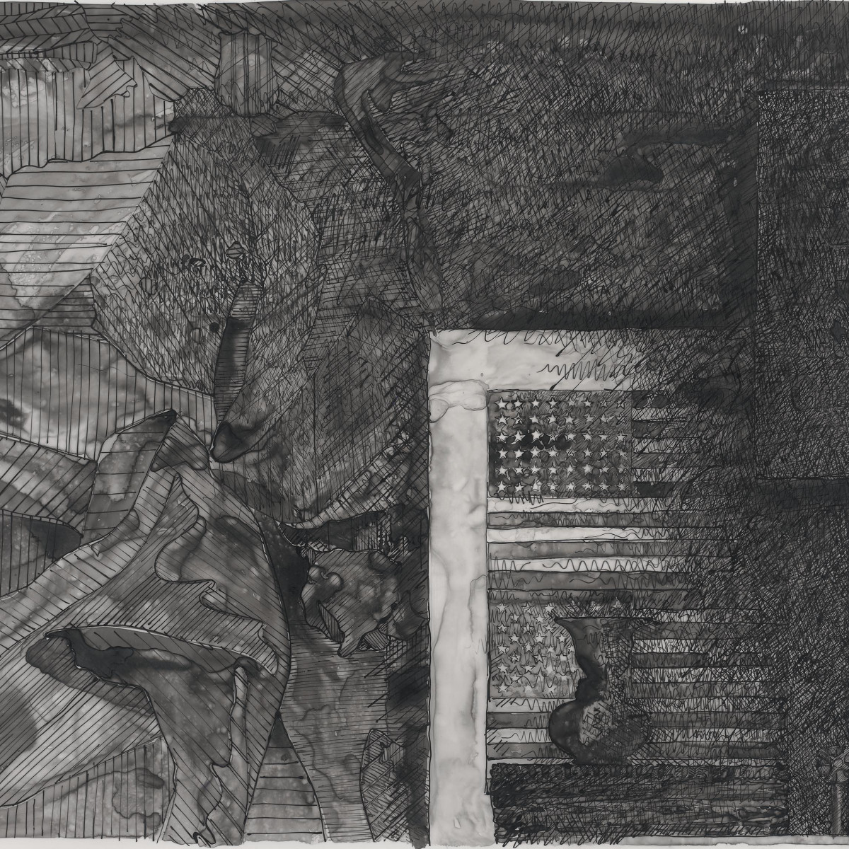 Jasper Johns, Untitled, 1984