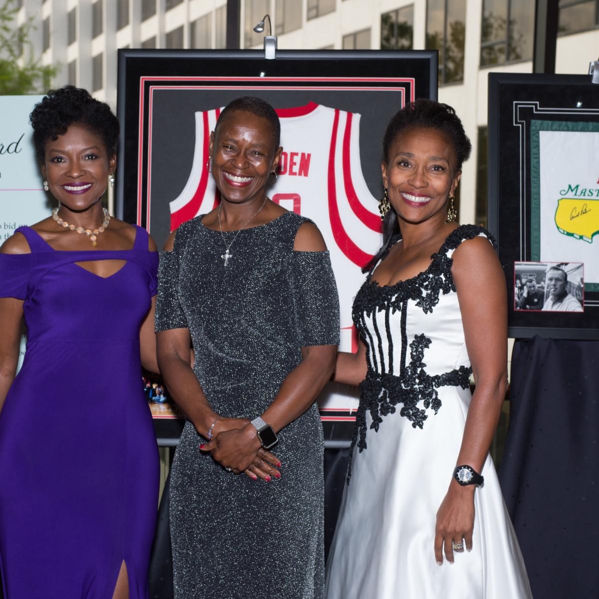 Covenant House Gala 2017 Linda Bell, Ronda Robinson, Jackie Fair