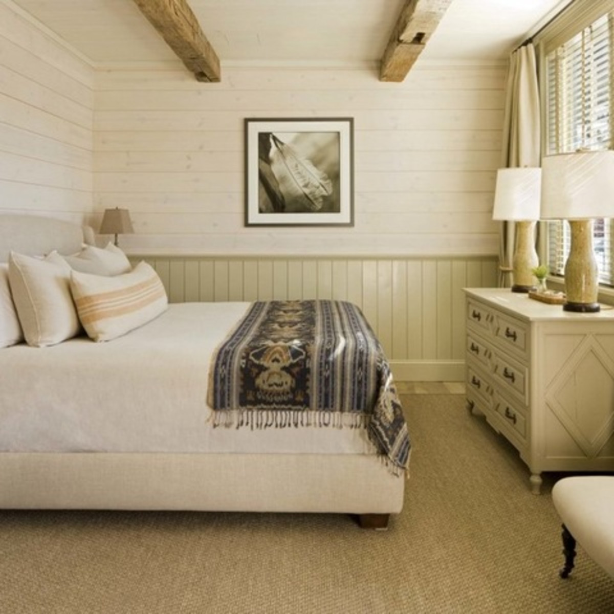 Houzz modern cabin design