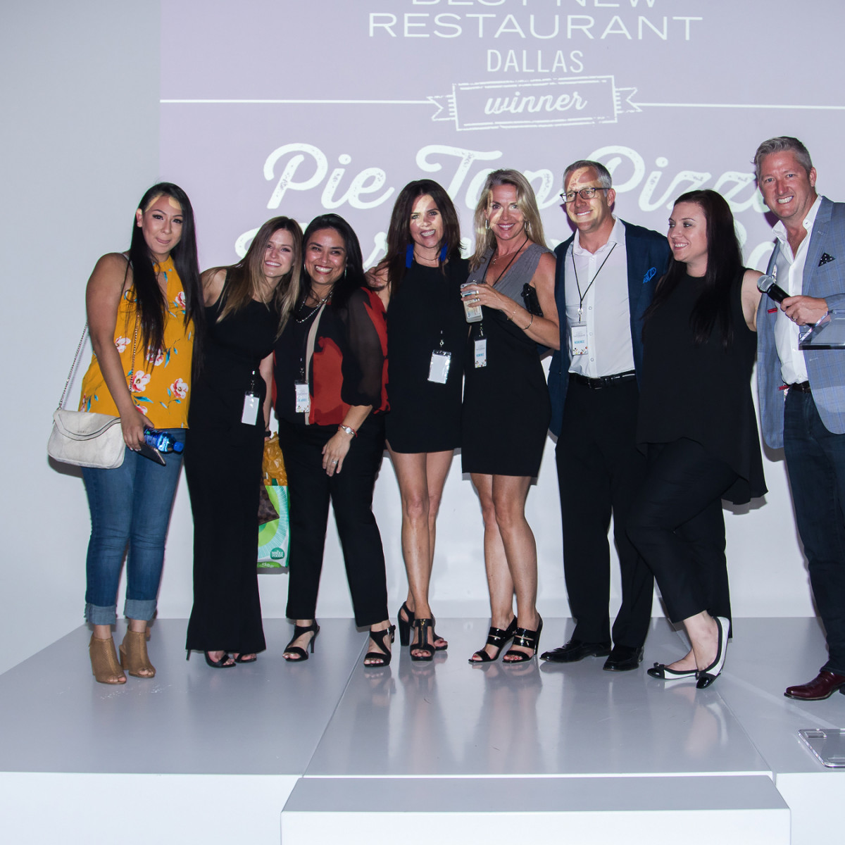 Winners at Tastemakers 2017