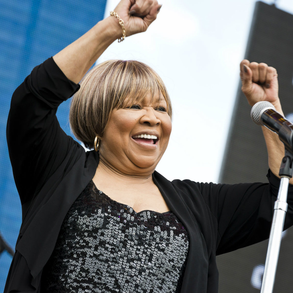 Mavis Staples at Free Press Summer Festival June 2013