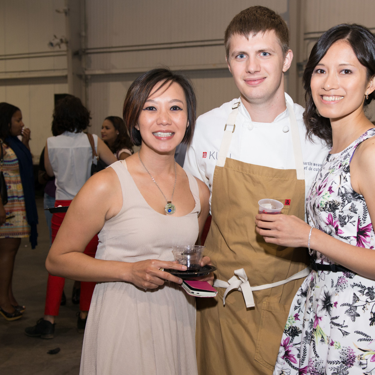 Houston, Tastemakers, May 2015, Vassaly Sivanthaphanith, Martin Weaver, Nguyet Nguyen