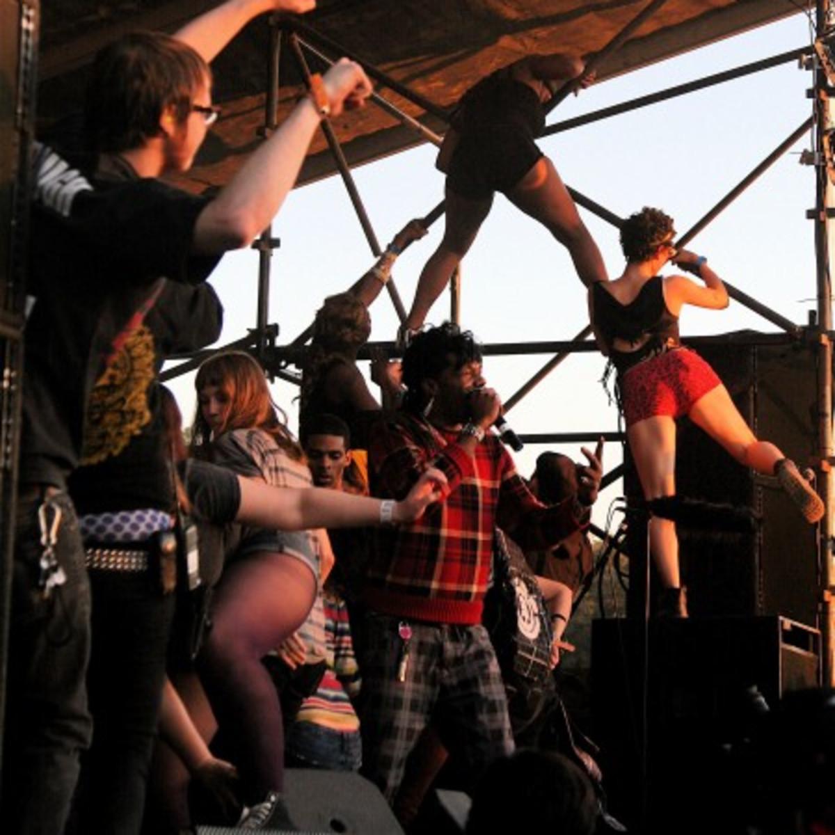 Austin photo: Event_Big Freedia_Mohawk