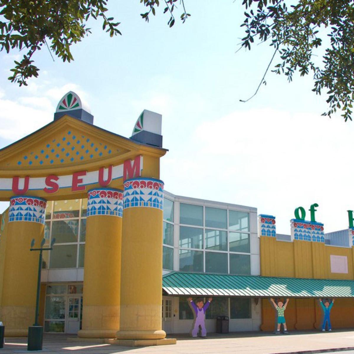 Places-A&E-Children's Museum of Houston-exterior-1