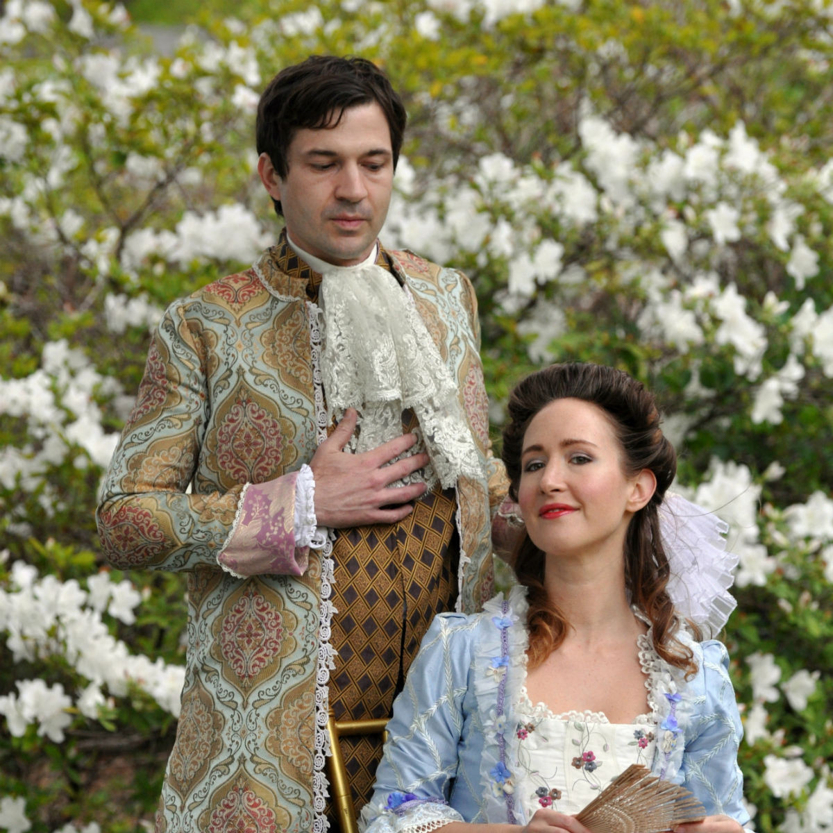 Shakespeare Dallas presents <i>She Stoops to Conquer</i>
