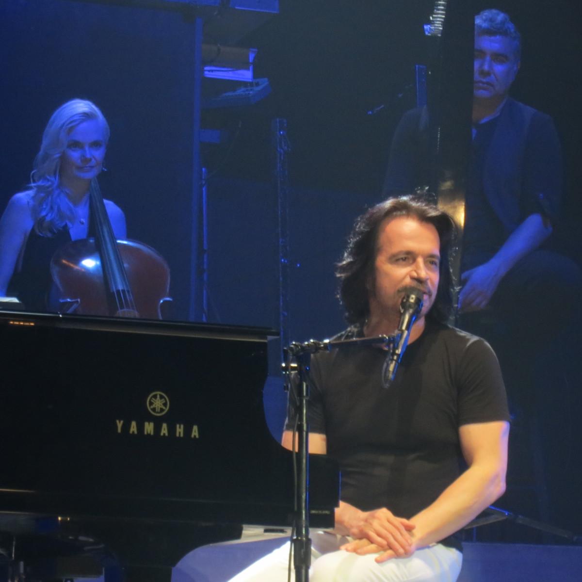 Yanni, August 2012
