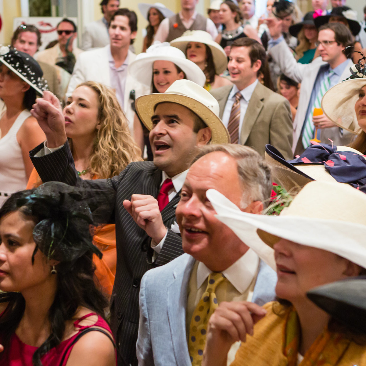 The Conservancy presents Day at the Races