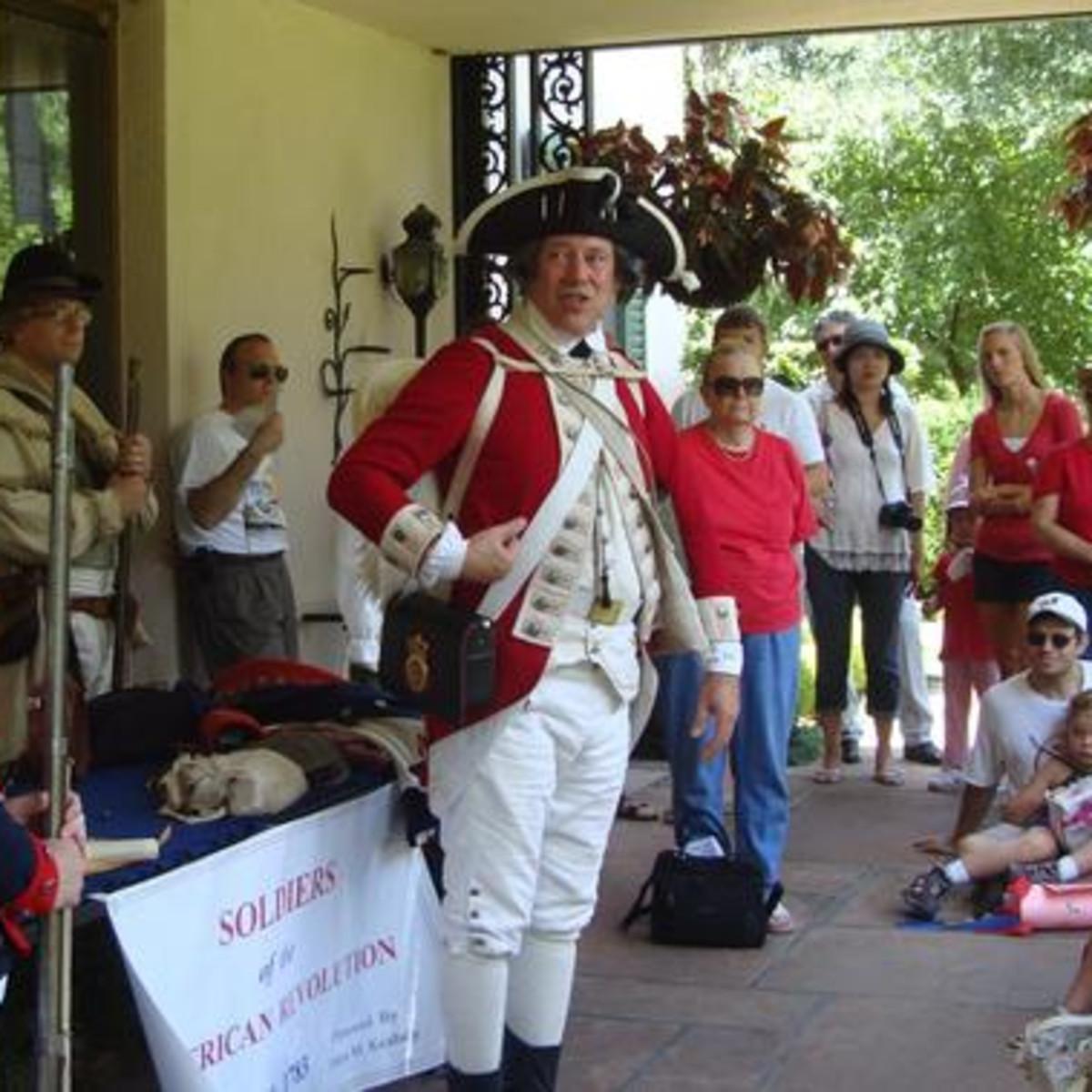 Fourth of July Celebration at Bayou Bend