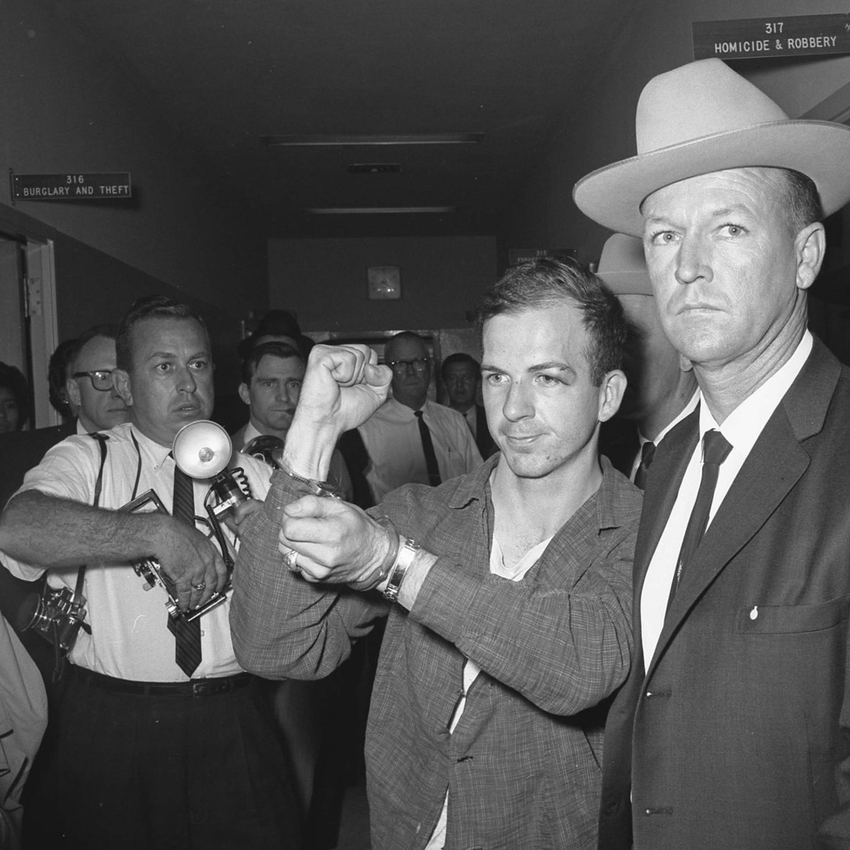 Ferd Kaufman, Lee Harvey Oswald, JFK assassination