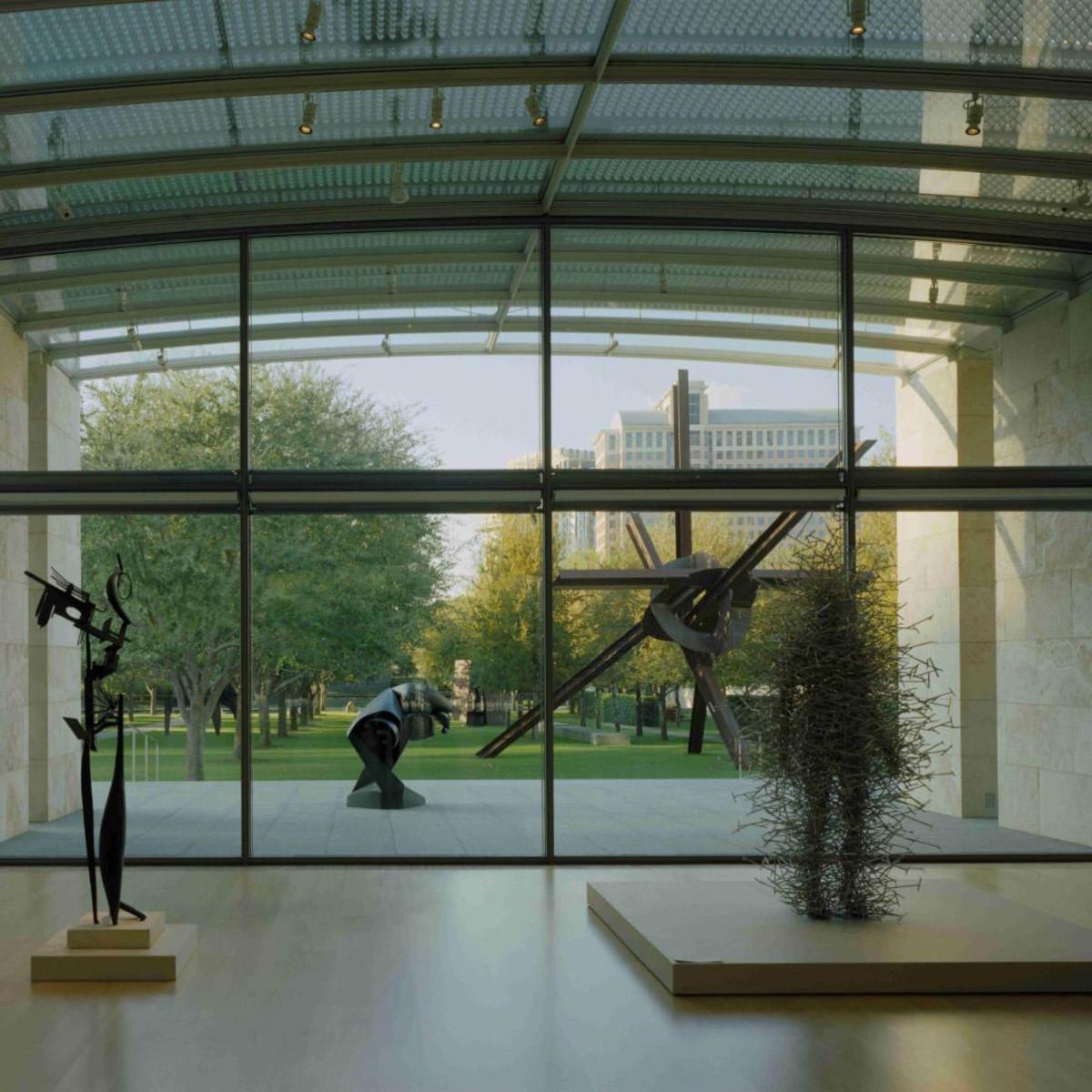 Nasher Sculpture Center Interior