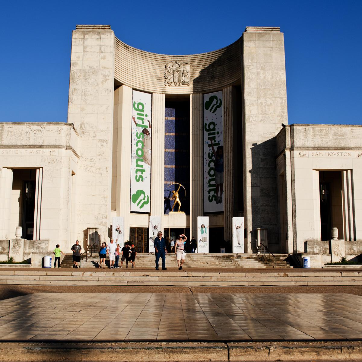 Fair Park Hall of State