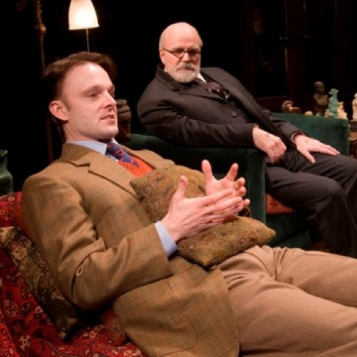 Alley Theatre presents <i>Freud's Last Session</i>