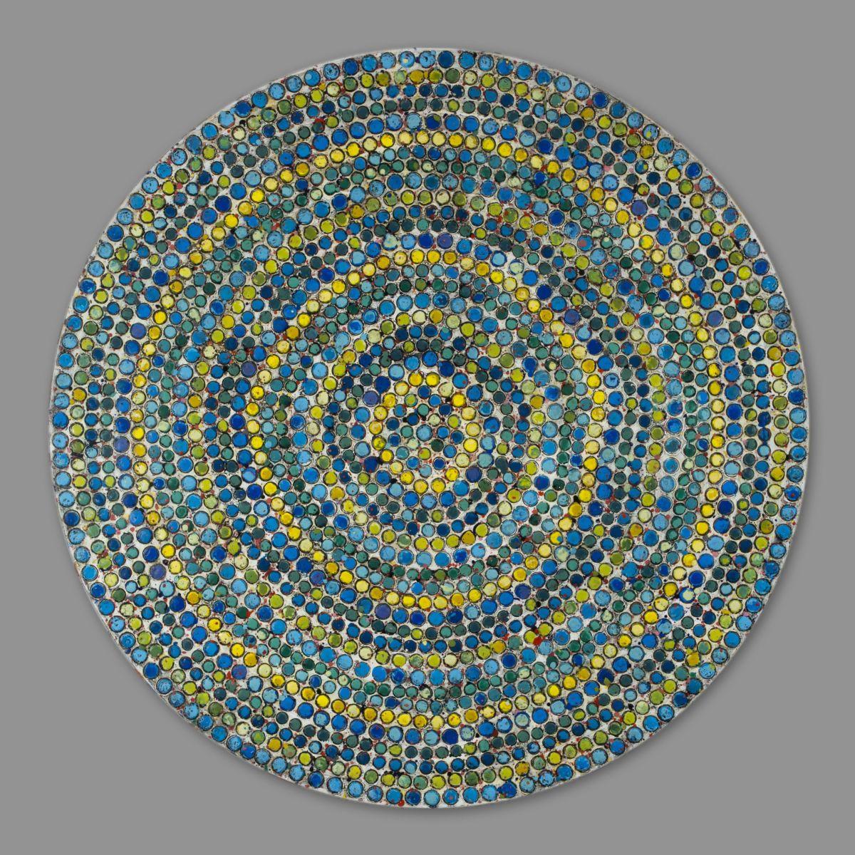 Brad Ellis artwork The Rounder