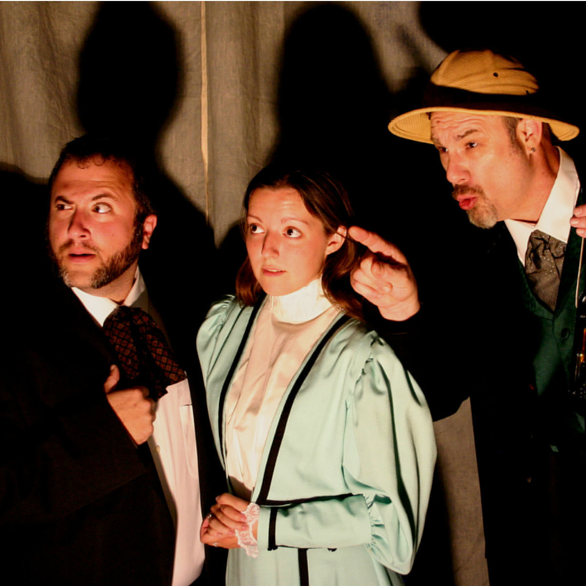 Pocket Sandwich Theatre presents The Werewolf of London