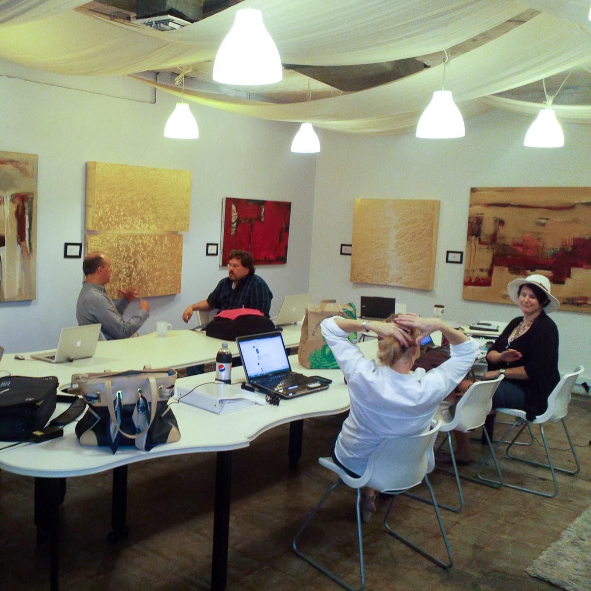 News_Tyler Rudick_Caroline Collective_co-working_common room_co-working in June