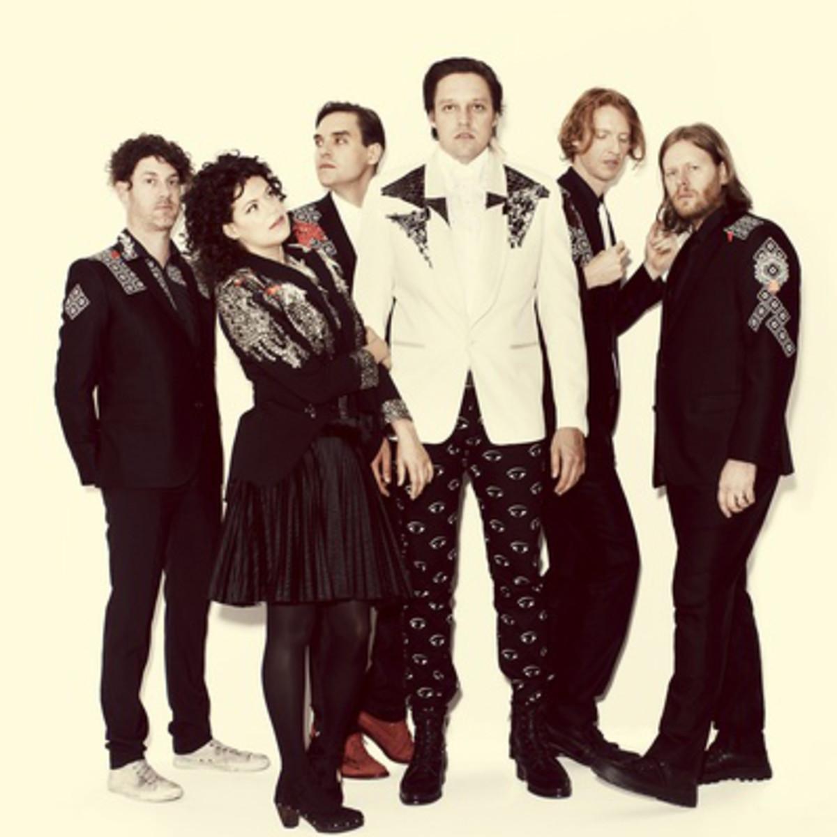 "Arcade Fire in concert ""Reflektor Tour"""