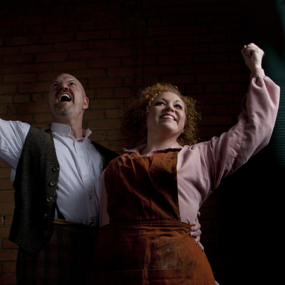 Uptown Players presents Sweeney Todd
