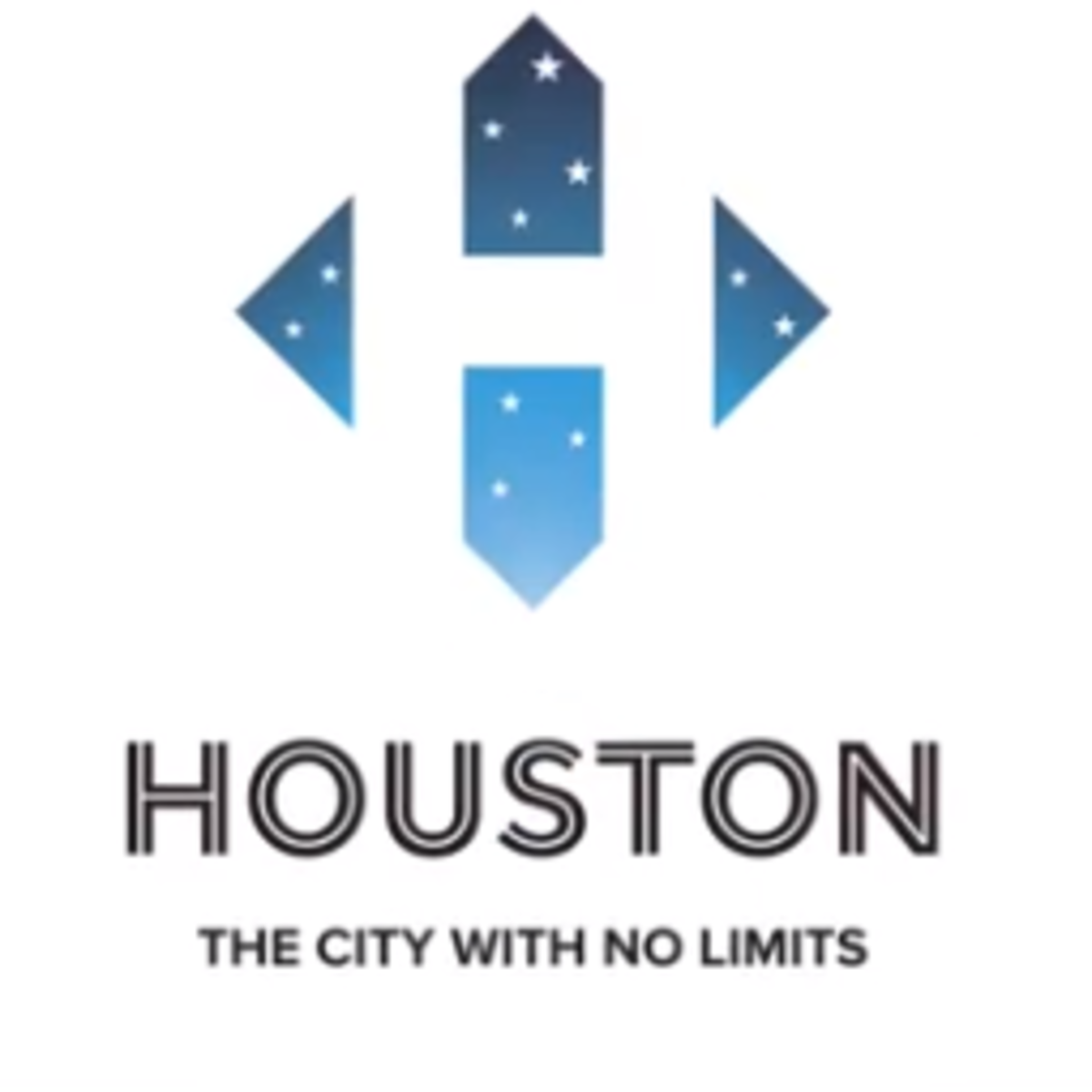 Houston The City With No Limits Slogan