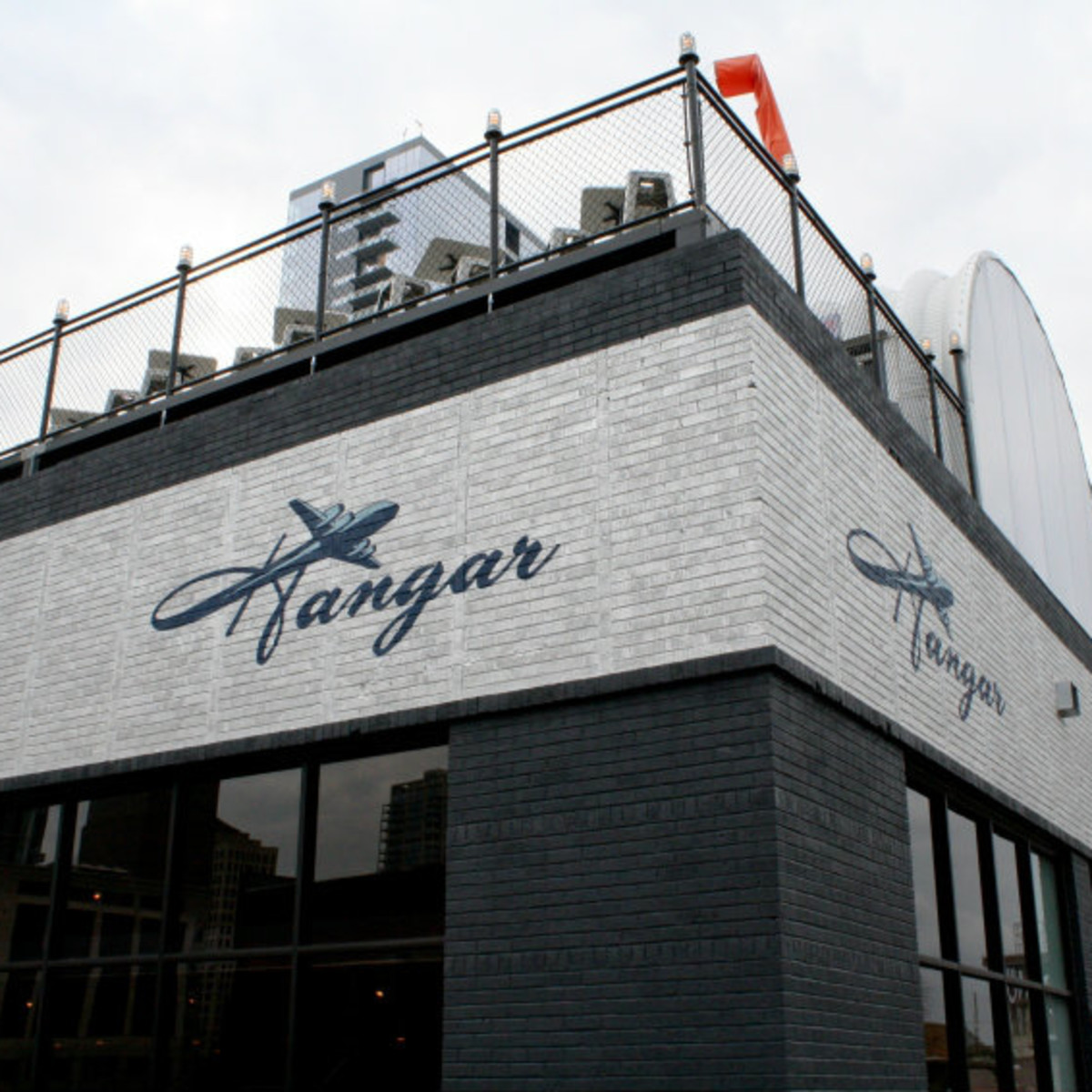 Austin_photo: places_drinks_hangar lounge_exterior