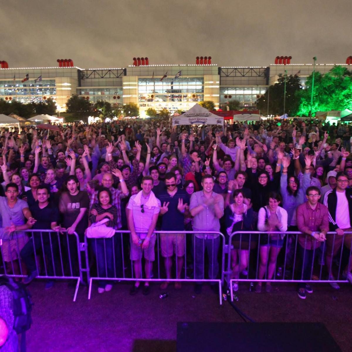 Untapped Fest Houston 2014