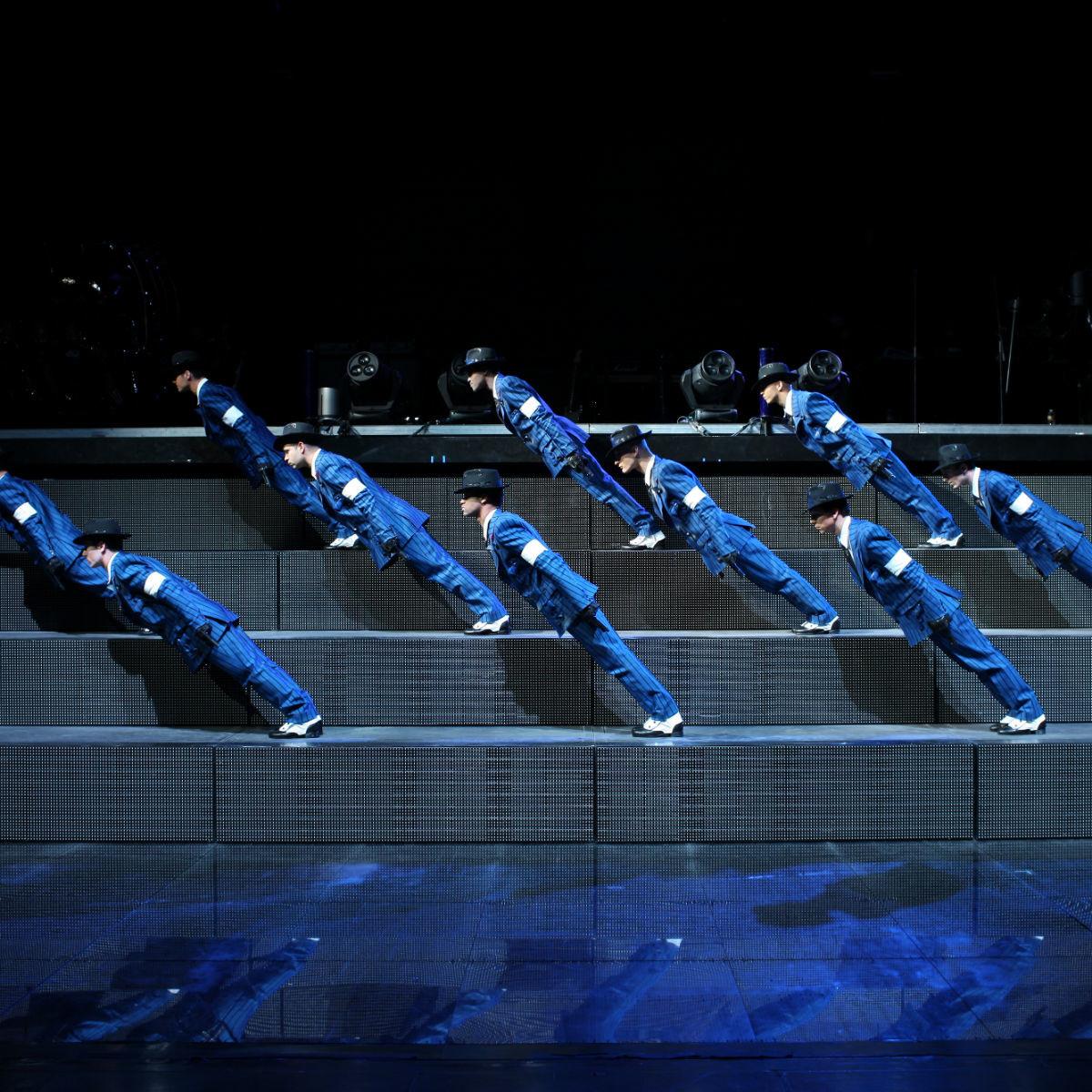 Cirque du Soleil presents Michael Jackson The Immortal World Tour